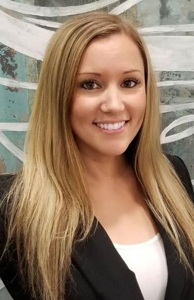 Ashley - Receptionist