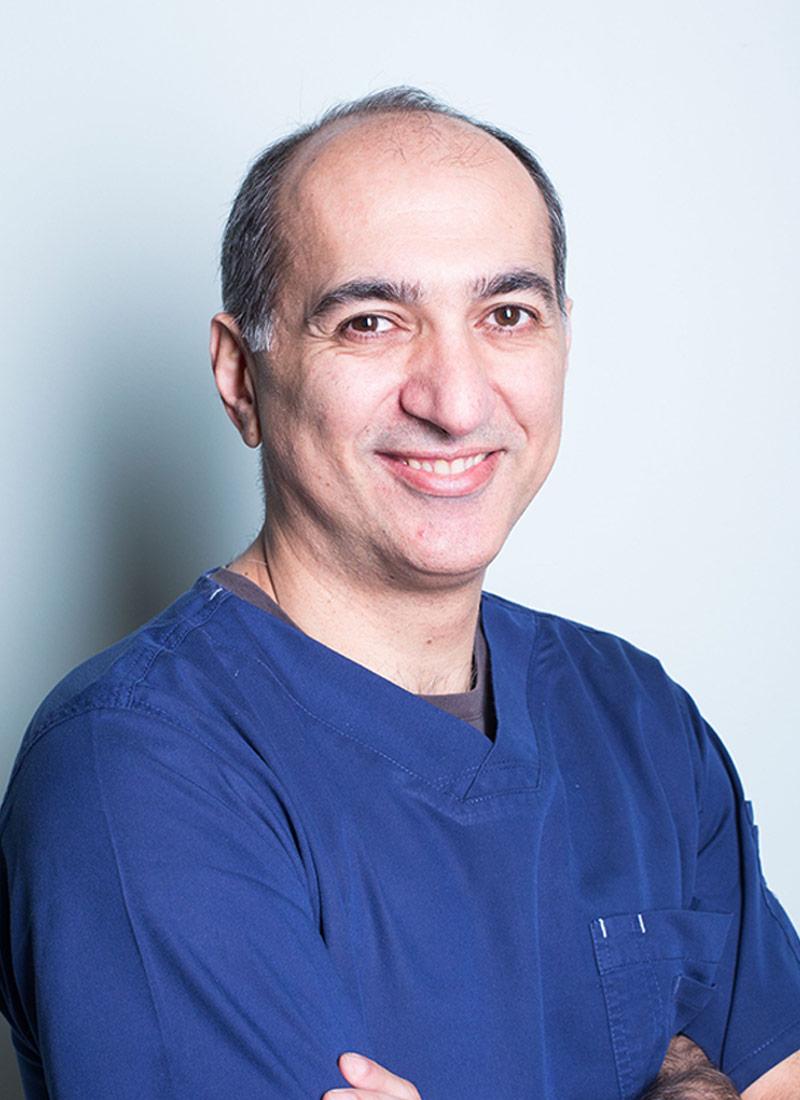 Dr. Mohammad (Mo) Moshtaghi